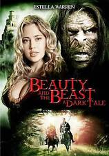 Beauty and the Beast: A Dark Tale (DVD, 2011)    Estella Warren, Rhett Giles