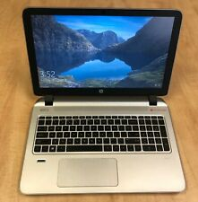 "HP Envy 15T-K000 Laptop PC Intel Core i7-4710HQ 15.6"" Display - Windows 10"