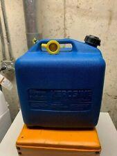 Craftsman5 1/4 gallon Plastic Kerosine Can