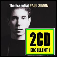 PAUL SIMON (2 CD) THE ESSENTIAL ~ GRACELAND ++ ( GARFUNKEL ) GREATEST HITS *NEW*