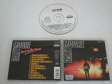 GARY MOORE/BACK ON THE STREETS(ARIOLA EXPRESS 291 006) CD ALBUM
