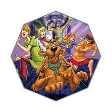 New Personalized Custom Scooby Doo Unisex Fashion Portable Foldable Umbrella