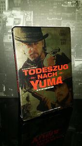 TODESZUG NACH YUMA / DVD / STEELBOOK / Western / CHRISTIAN BALE /