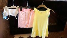 Nuevo-Paquete De Niñas Prendas de vestir - 6-8 años de H&M y Next-Caja de 10