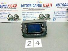 AUTORADIO STEREO FIAT 500L 07355674420