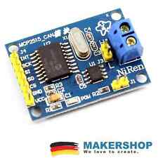 MCP2515 CAN Bus Modul - TJA1050 Transceiver 5V Arduino Raspberry Pi