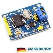 MCP2515 CAN Bus Modul - TJA1050 Transceiver 5V Arduino Raspberry Pi