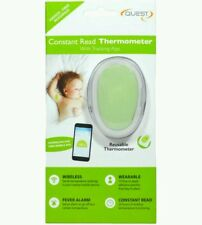 Quest Constant Read Thermometer With Tracking App (Hands-Free Readings)