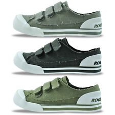 91c3408e8d5 Rocket Dog Womens Girls Designer Fashion Canvas Plimsolls Pumps Only £12.99