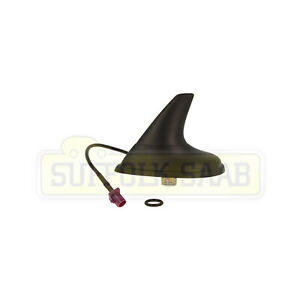 SAAB 93 9-3 95 9-5 SHARK FIN AERIAL ANTENNA BRAND NEW GENUINE 12762121 SUFFOLK