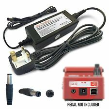 BOSS RC-30 DUAL TRACK LOOPER STATION POWER SUPPLY REPLACEMENT ADAPTER 9V 200mah