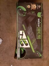 Madd Gear Carve Pro Green Black Trick Stunt Scooter