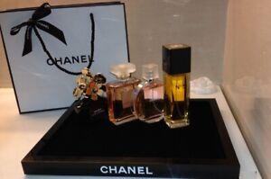 🇩🇪Chanel  Makeup Tablett Makeup Kosmetic Organizer SIEHE VIDEO UNTEN!!