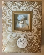 Margaret Furlong Ornament 1998 Tulip Angel Special Edition & 1 Pin