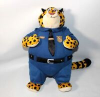 Disney Store Official Disney Zootropolis Officer Clawhauser Soft Toy