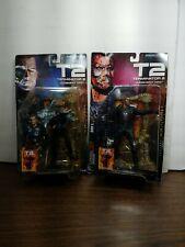 Mc farlane toys spawn termlnator2 both t1000 t 800 maniacs 4