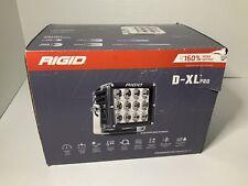 Rigid Industries D-XL Series PRO LED Light - Driving - White Body