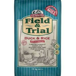 Skinner's Field & Trial Duck & Rice Dog Food | Dogs