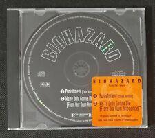 Biohazard Punishment - Radio Only Single - RR Promo 065 - Mirror Perfect Disc 92