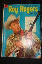 ROY ROGERS (1948 Series) (DELL) #64 Fine Comics Book APRIL 1953 VOL 1