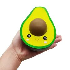 Avocado stress ball anti-stress reliever novelty toy squishy gift slow rising