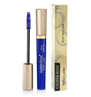 Golden Rose Perfect Lashes Blue Mascara For Lengthened Voluminous Look