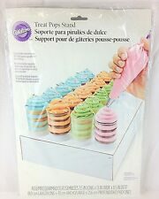 Wilton Treat Pops Stand, Holds 24 Treat Pops, NEW