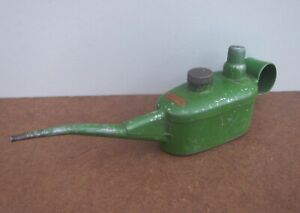 Vintage Sutcliffe Small Oiling Can