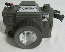 Vintage Cavalier 3 in 1 Battery Operated Camera Lazer Gun Flashlight