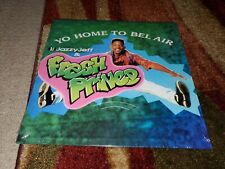 "Fresh Prince of Bel-Air 12"" Vinyl Record LP ""Yo Home To Bel-Air"" colored"