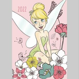 Disney Tinkerbell 2022 A6 Diary