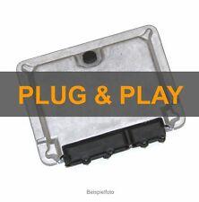 Plug&Play Audi A3 1.8 T Motorsteuergerät ECU 06A906018AQ IMMO OFF / IMMO FREE