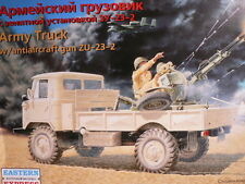 Eastern EXPRESS ARMY TRUCK with Antiaircraft