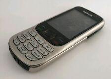 Nokia Classic 6303i - Steel (Unlocked) - Mobile Phone - Grade B - Bargain