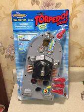 Big Time Toys Super Swimmer Torpedo Boat Unique & Rare Collectible ~ New In Box!