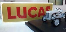 FERGUSON essence TE20 tracteur Lucas Gold période Batterie Decal Autocollant