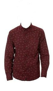 EZEKIEL Men's GOLDEN AGE L/S Button-Up Shirt - DPWN - Medium - NWT