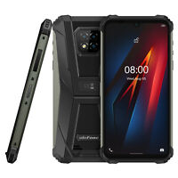 Rugged Cell Phone Unlocked 4G Android 10 Helio P60 Octa Core 64GB Waterproof