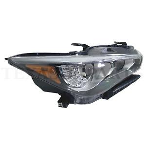 New Fits 2014-2018 Infiniti Q50 Right Front Head Light Lamp Non AFS RH Passenger