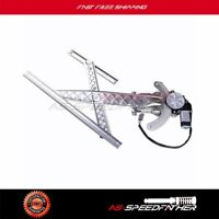 Complete Window Regulator w/ Motor for Ford F150 F250 Truck Front Passenger Side