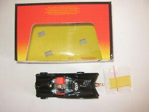 Corgi Batmobile 267 Gloss black 1983 near mint in box + 12 rockets on the sprue