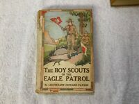 1911 The Boy Scouts of the Eagle Patrol by Howard Payson