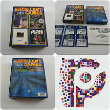Eccellente GIOCHI A BEAU Jolly Set per il computer Commodore AMIGA Testato & Lavoro