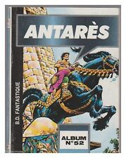 ANTARES ALBUM  N° 52 ( 97/98/99 )1986  BE+