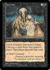 MTG - Magic the Gathering - Visions (1997) - Coercion