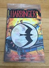 Harbinger Children of the Eighth Day TPB Graphic Novel Sealed w 0 Issue Valiant
