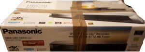PANASONIC DMR-UBC70EGS Ultra HD 4K Blu-ray Recorder DVB-C SILBER #2
