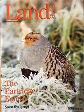 "Land & Business ""The Partridge Family"" CLA November 2008"