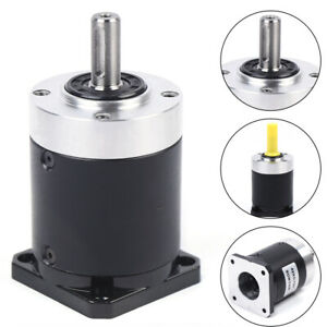 100:1 Nema 17 Planetary Gearbox Stepper Motor Speed Reducer CNC Low Noise
