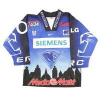 ERC Ingolstadt Eishockey Trikot DEL Ice Gear Sport Shirt Jersey Hockey-XS